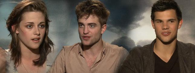 Stewart, Pattinson i inne gwiazdy mówią o Zaćmieniu (VIDEO)