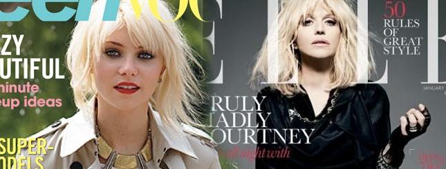 Taylor Momsen nie chce być porównywana do Courtney Love