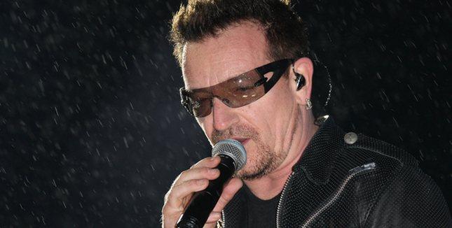 U2 na Festiwalu w Glastonbury (FOTO)