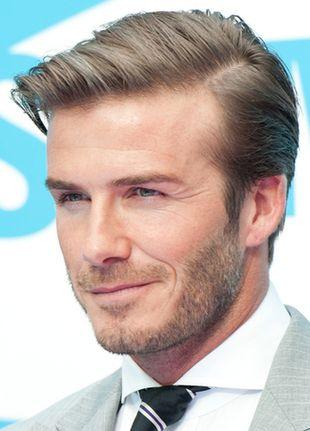 David Beckham to prawdziwy czaruś (FOTO)