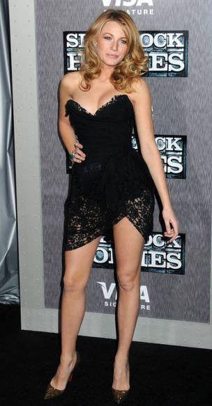 Blake Lively za sesję w Playboyu zgarnie 2,5 miliona