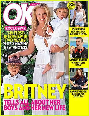 Synek Britney Spears w szpitalu