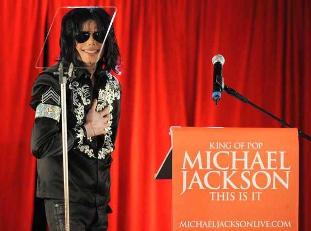 Michael Jackson szykuje występ wszech czasów