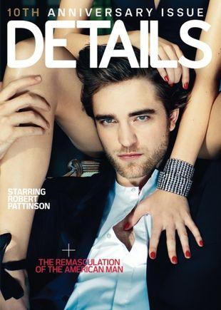Robert Pattinson: Mam alergię na waginy