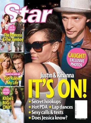 Rihanna zapewnia: Nie spotykam się z Justinem