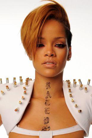 Rihanna w bandażu na American Music Awards (FOTO)
