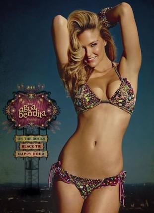 Seksowna Bar Rafaeli w reklamie bikini (FOTO)