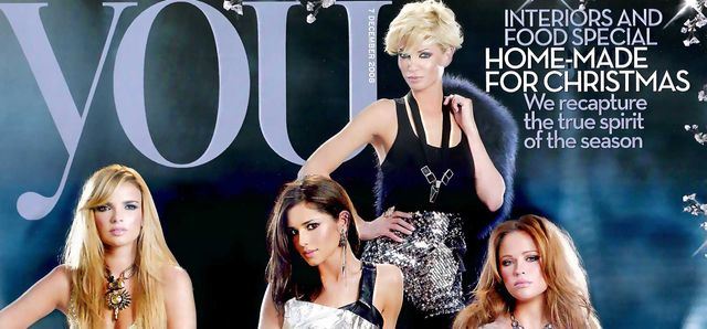 Girls Aloud dla magazynu You (FOTO)