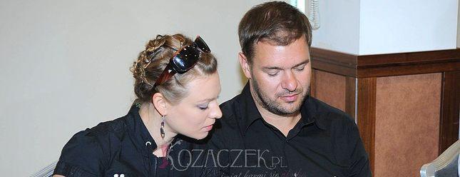 Tomasz Karolak pracuje z byłą dziewczyną