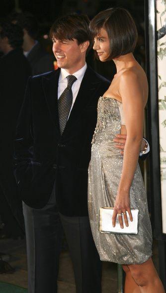 Gdy ma się za męża Toma Cruise'a... (FOTO)