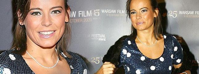 Anna Mucha lansuje się na Festiwalu Filmowym (FOTO)