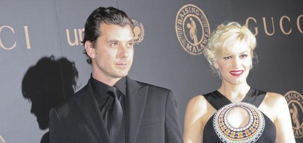 Gwen Stefani i jej trzej najważniejsi mężczyźni życia