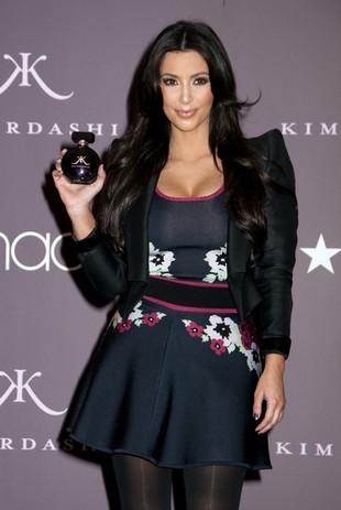 Kim Kardashian - koniec świętowania (FOTO)