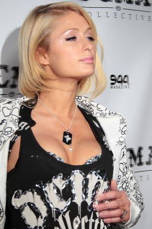 Paris Hilton ma świnkę