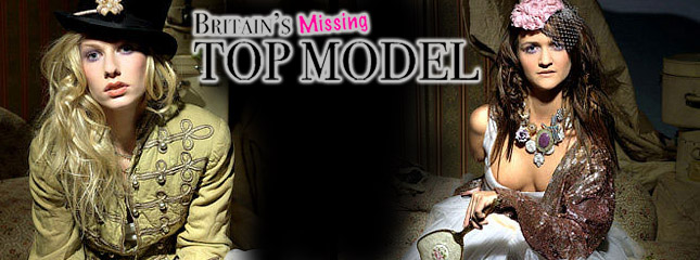 britains missing top model