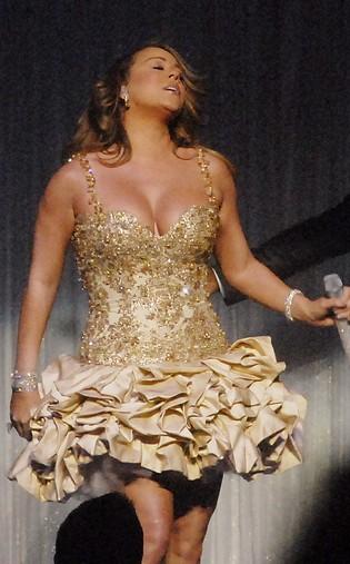 Mariah Carey i jej super-luksusowy baby shower