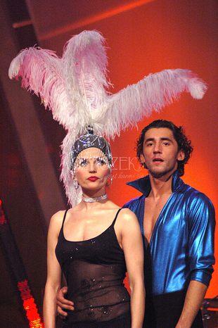 Foremniak z Maserakiem na tanecznej Eurowizji