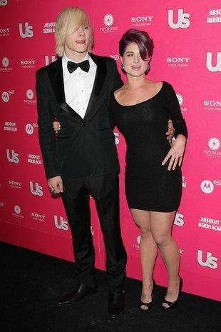 Kelly Osbourne bez alkoholu i narkotyków na Coachella