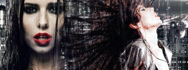 Cheryl Cole w klimacie Sin City (FOTO)
