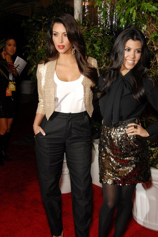 Kim Kardashian w roli cioci prezentuje się lepiej… (FOTO)