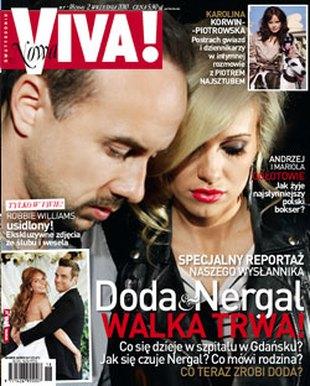 Doda i Nergal w Vivie (FOTO)