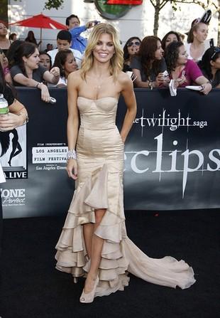 AnnaLynne McCord - najgorzej ubrana na premierze? (FOTO)