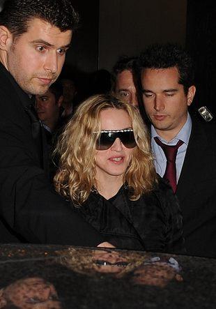 Madonna nie nosi już obrączki