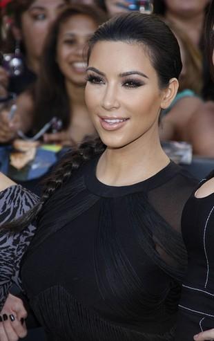 Kim Kardashian i Miles Austin - robi się coraz poważniej