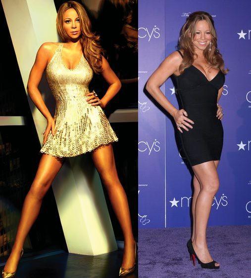 Mariah Carey musi mieć poważne kompleksy