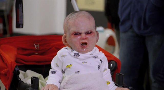 Dziecko diabła na ulicach Nowego Jorku [VIDEO]