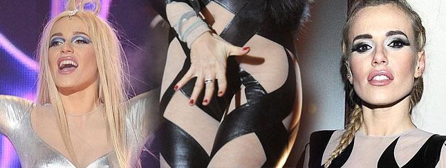 Doda tryska grozą i erotyzmem (FOTO)