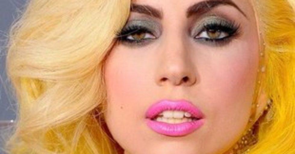 Lady Gaga Ma Nowy Tatuaż Foto Kozaczek