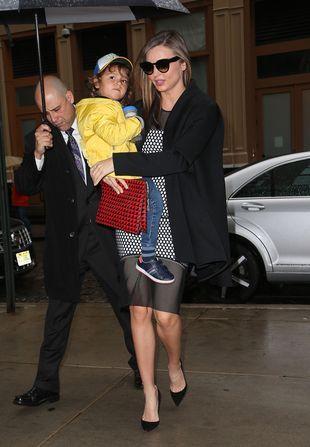 Miranda Kerr królową ustawek (FOTO)