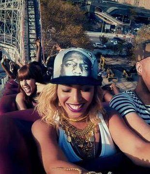 Nowa płyta Beyonce bije rekordy sprzedaży! (VIDEO)