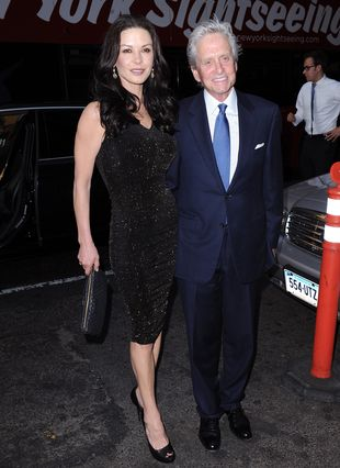 Michael Douglas i Catherine Zeta-Jones wrócili do siebie?