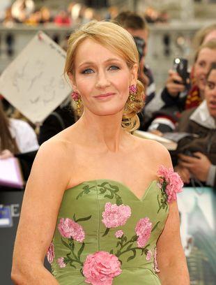 Kogo brakuje J.K. Rowling?