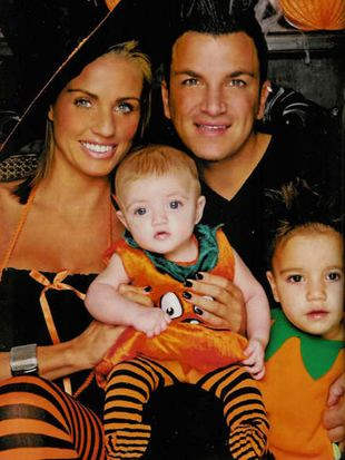 Jordan z (prawie całą) rodziną