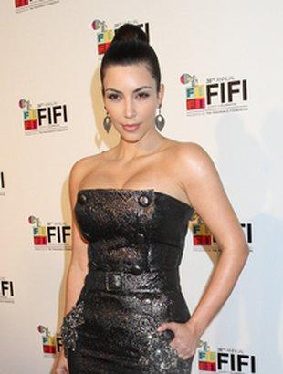 Kim Kardashian odświeża swój wizerunek (FOTO)