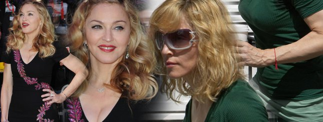 Madonna spod skalpela (FOTO)