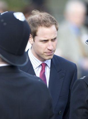 Książę William został brunetem (FOTO)