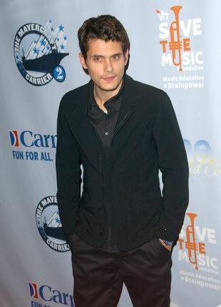 John Mayer o piersiach