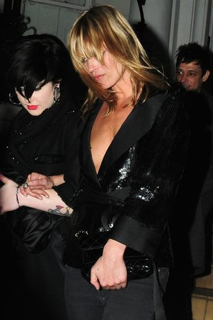 Kate Moss skapitulowała