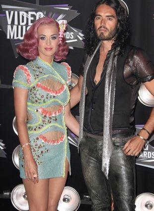 Katy Perry i Russell Brand się rozwodzą