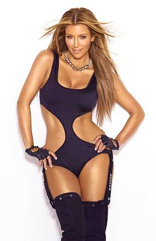 Kim Kardashian znów chce być blondynką (FOTO)
