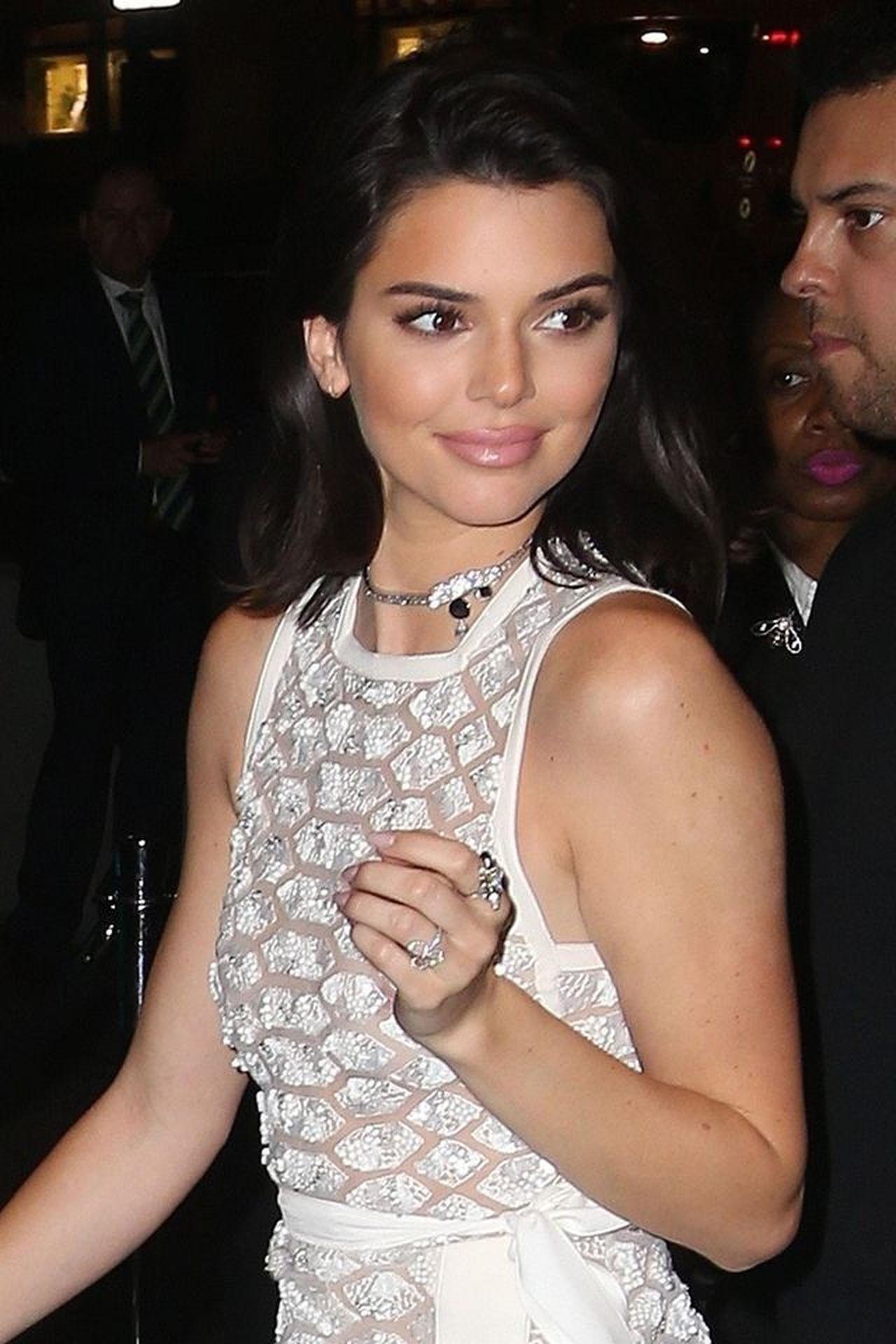 Czy ten makijaż Kendall Jenner będzie HITEM wiosny?