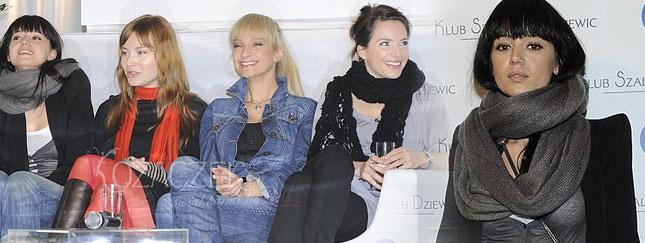 Piękne aktorki z Klubu Szalonych Dziewic (FOTO)