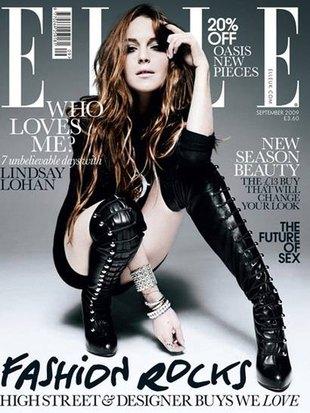 Lindsay Lohan bardzo chce być projektantką