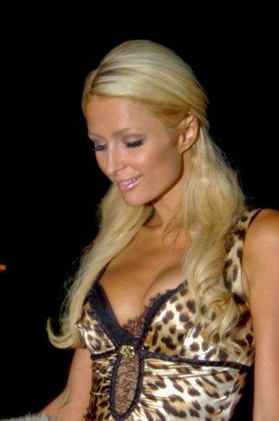 Paris Hilton jak dzika kotka (FOTO)