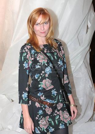 Sylwia Gliwa w sukience Brodzik (FOTO)
