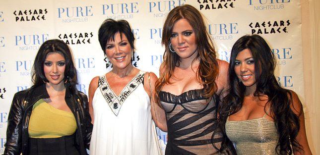 Siostry Kardashian na urodzinach Khloe (FOTO)